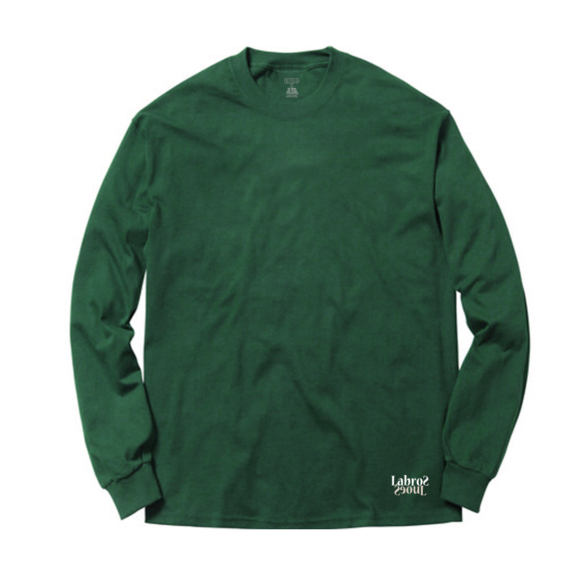 TGL Two-tone L/S Tee (Green)