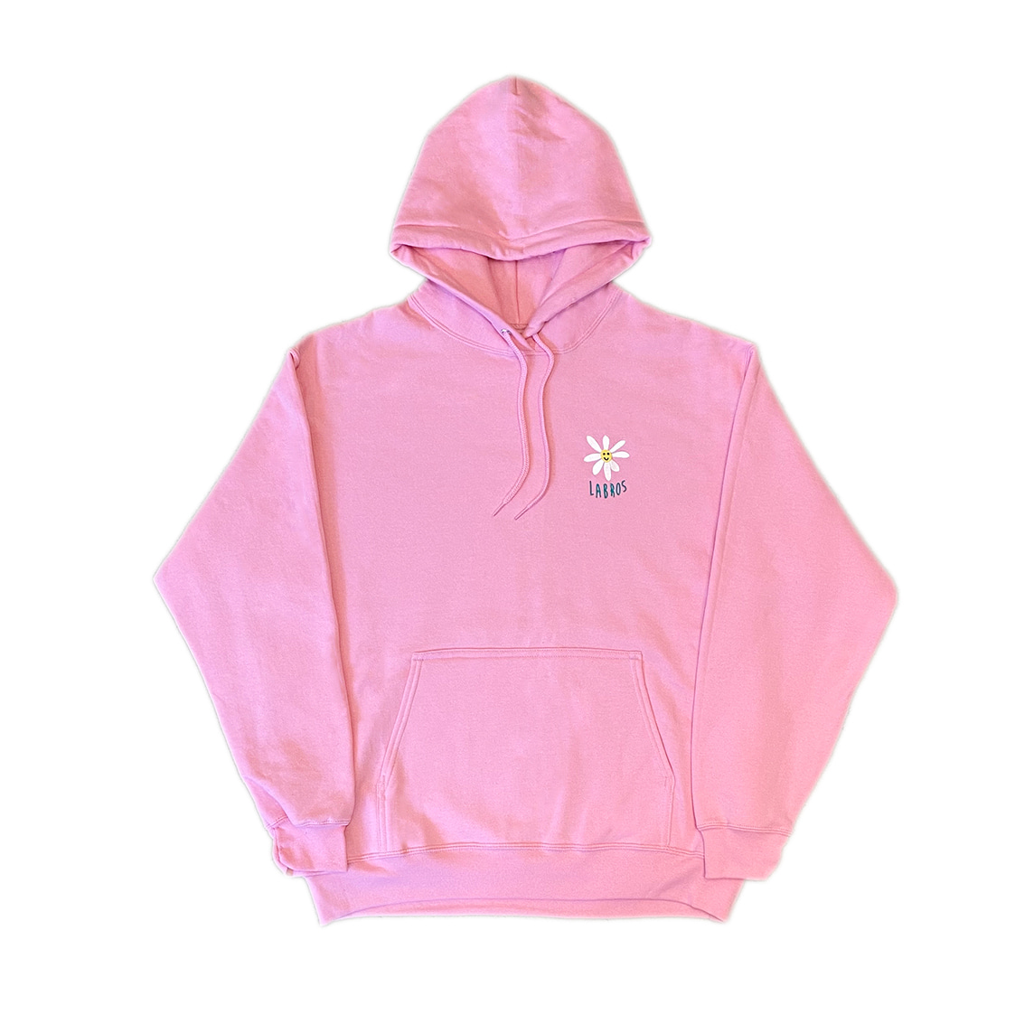 Daisy Hoodie (Pink)