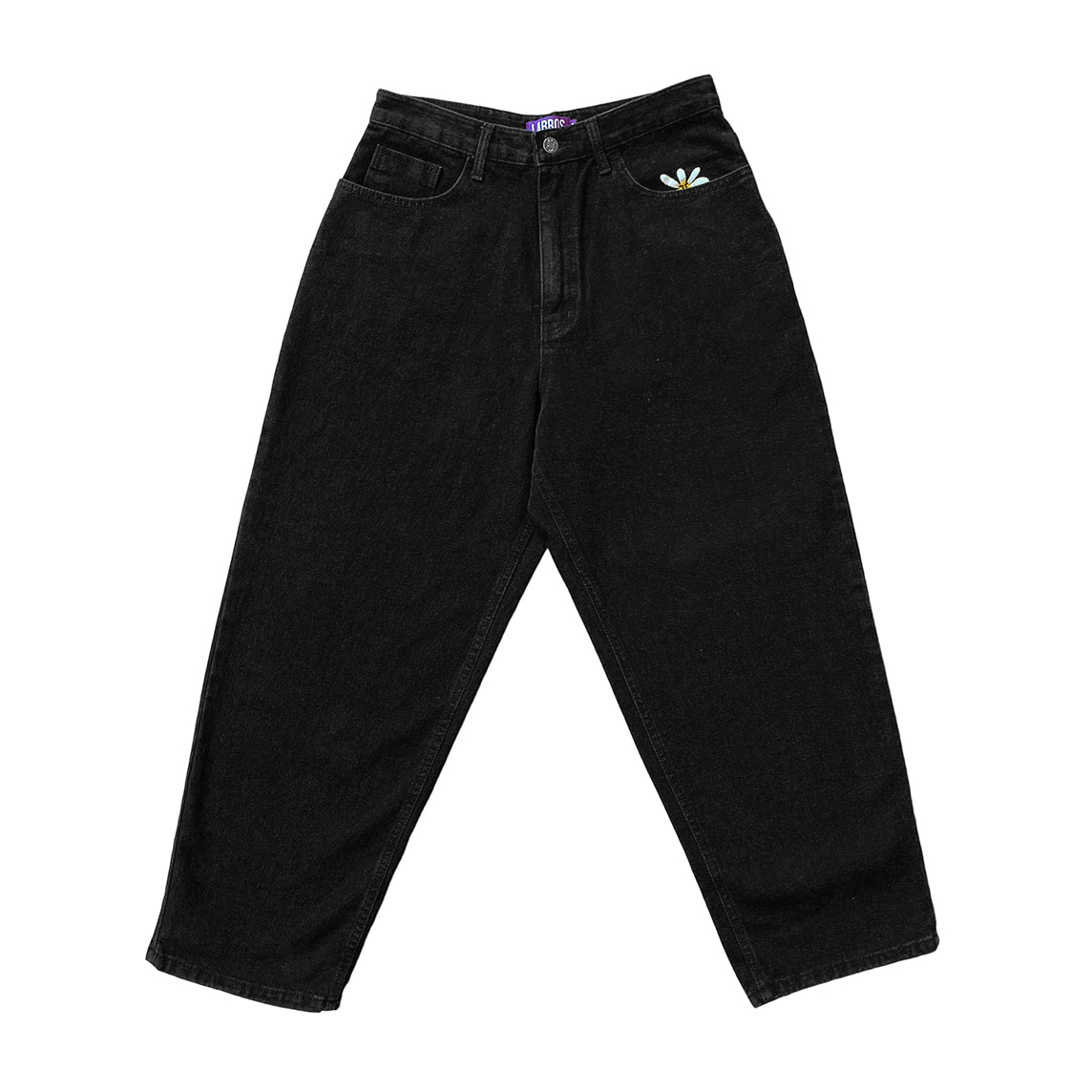 Smart Daisy Jeans (Black)