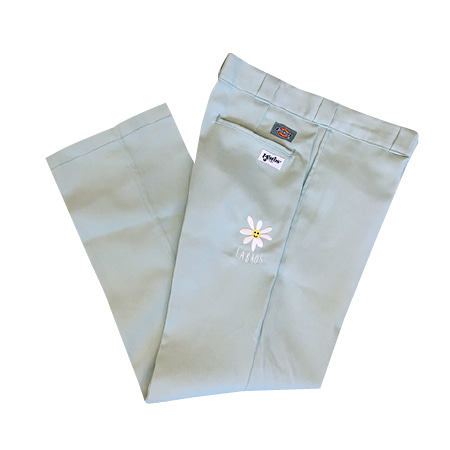 Daisy Dickies 874 Work Pants 19FW (Mint)