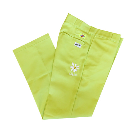 Daisy Dickies 874 Work Pants 19FW (Lime)
