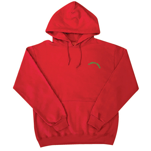 World Hoodie (Red)