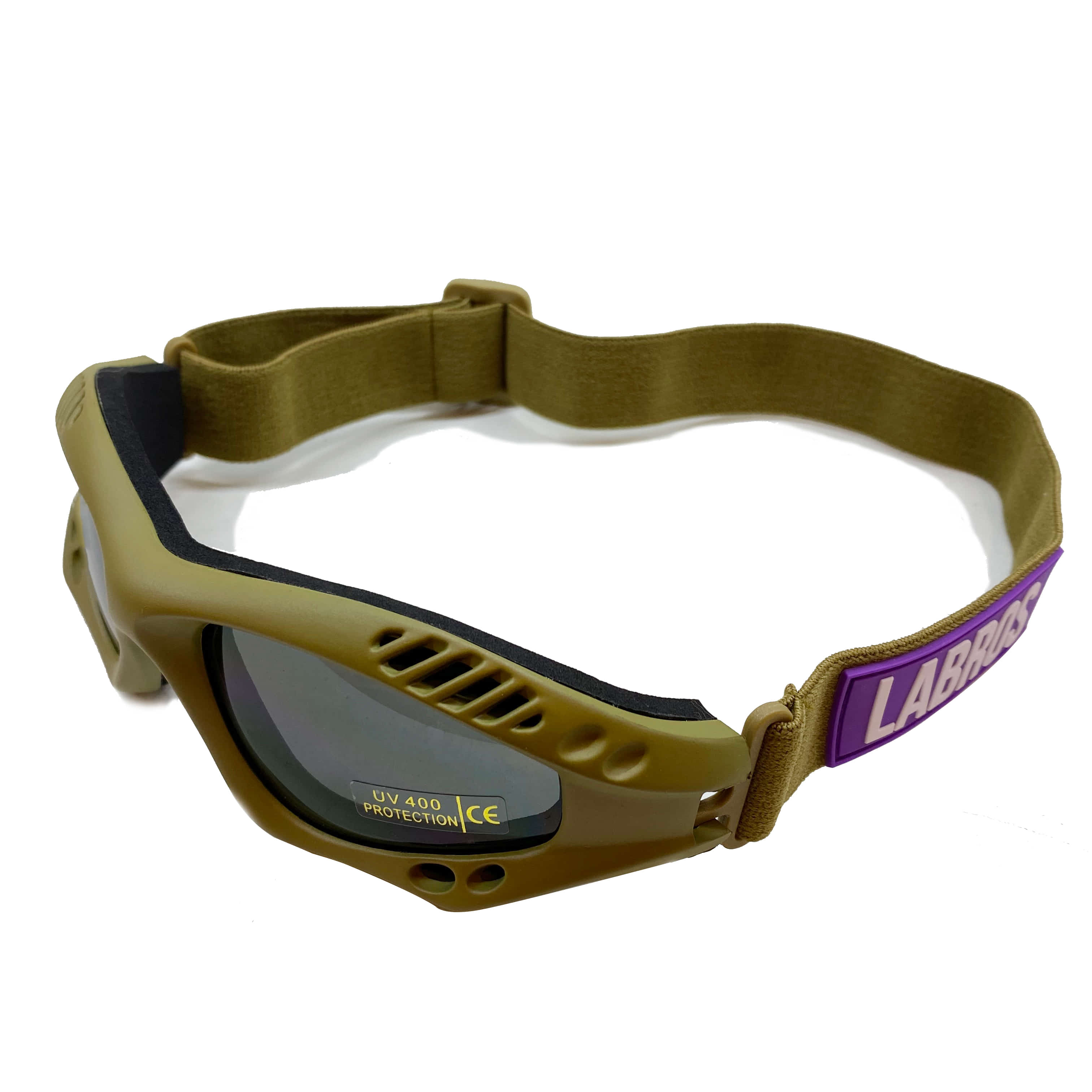 Tactical Goggle (Coyote Brown)