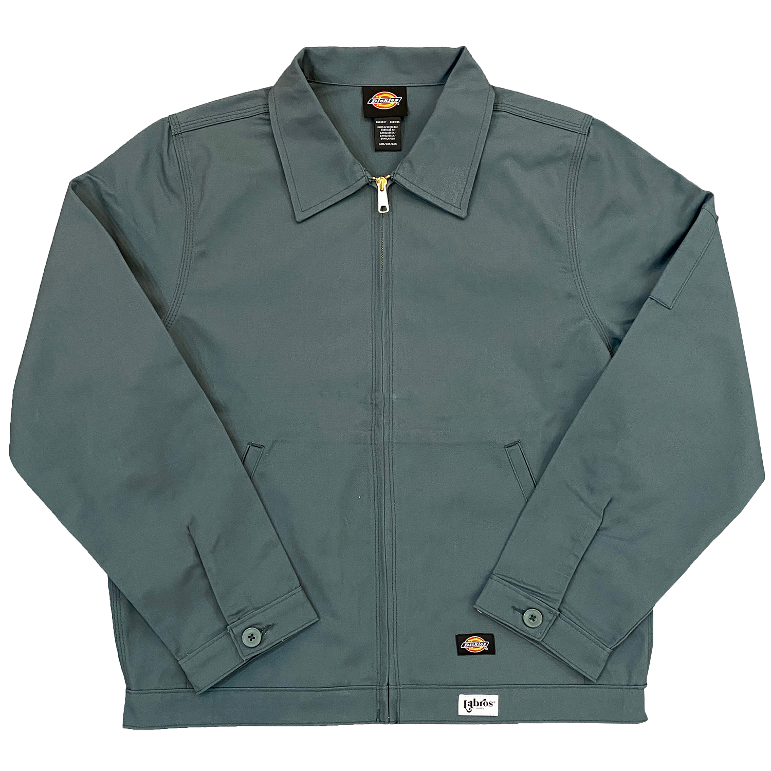Hotel Labros Dickies Work Jacket (Lincoln Green)