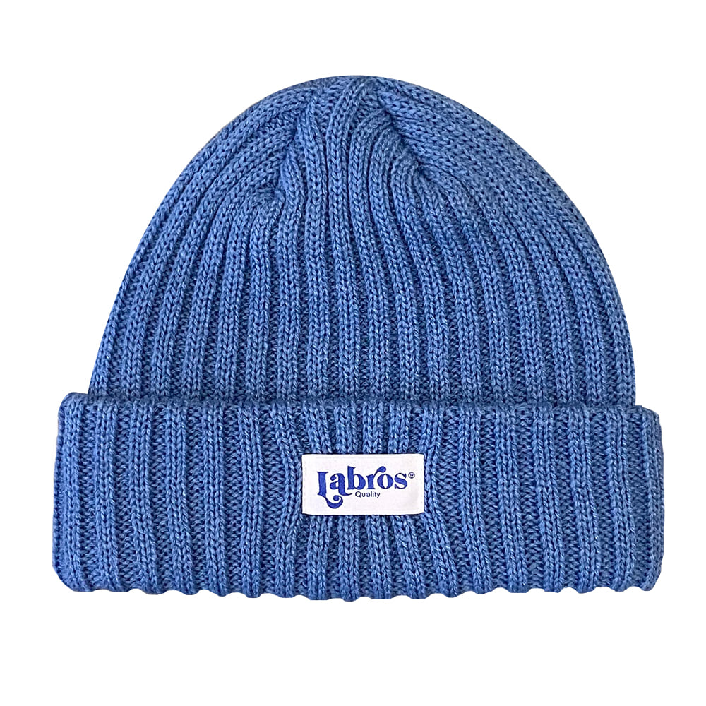 Wonder Logo Beanie (Carolina Blue)