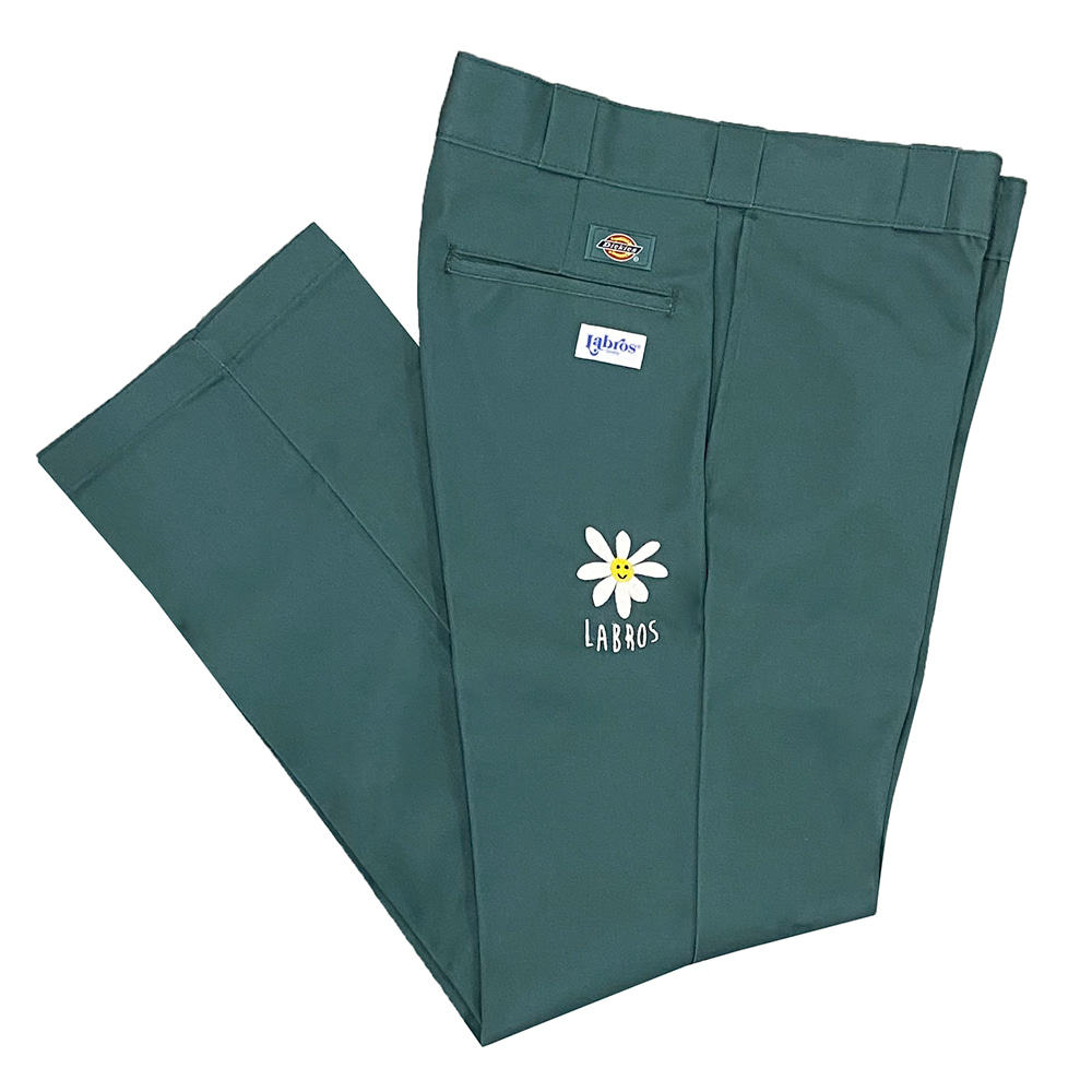 Daisy Dickies 874 Work Pants (Lincoln Green)