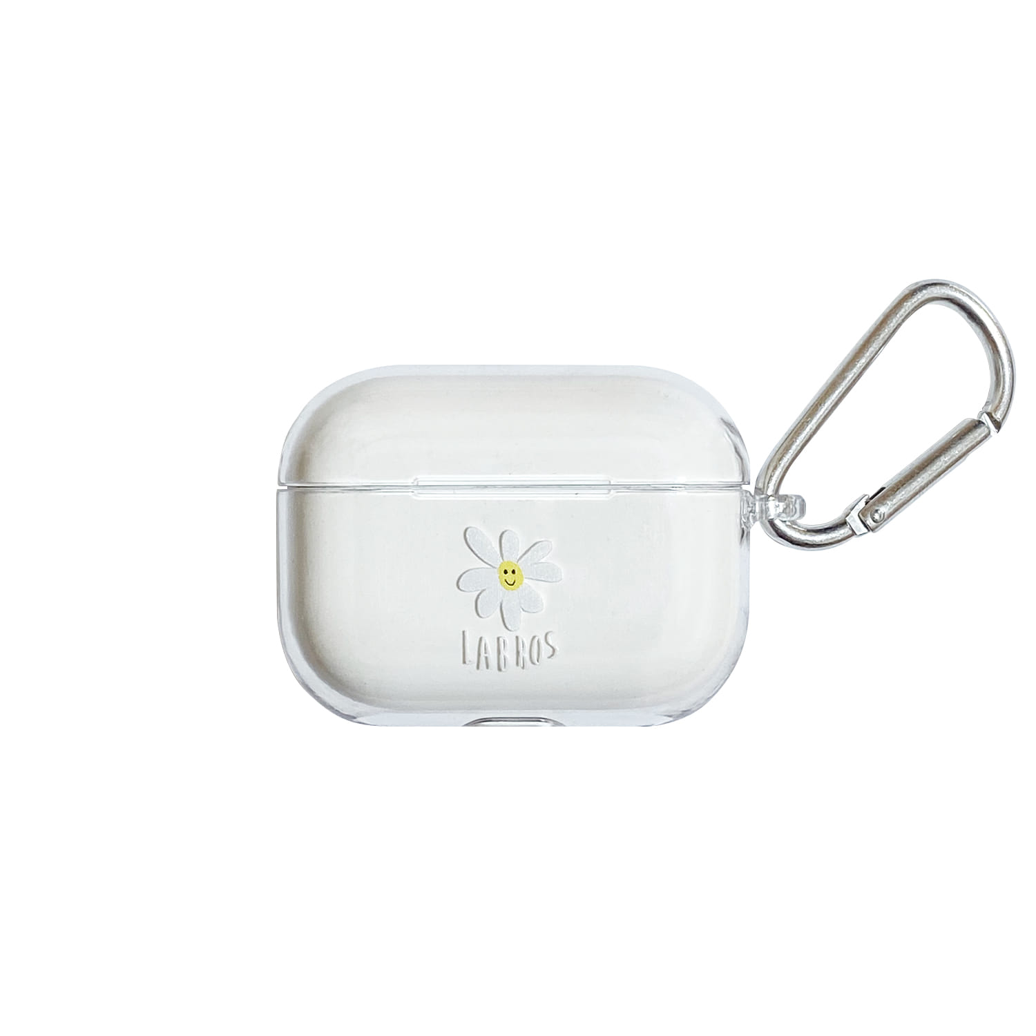 Daisy Airpods Pro Case (Clear)