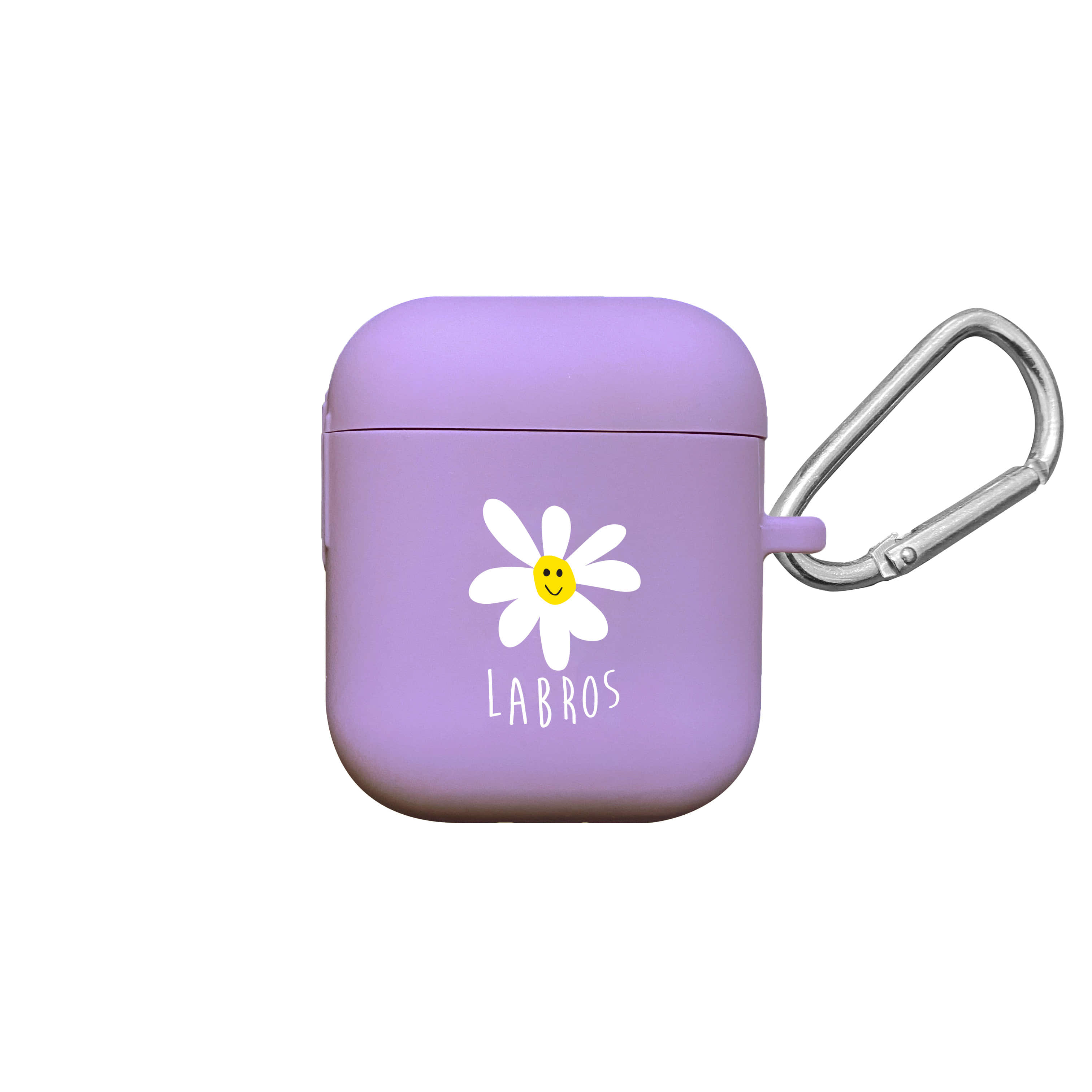 Daisy Airpods Case (Lavender)