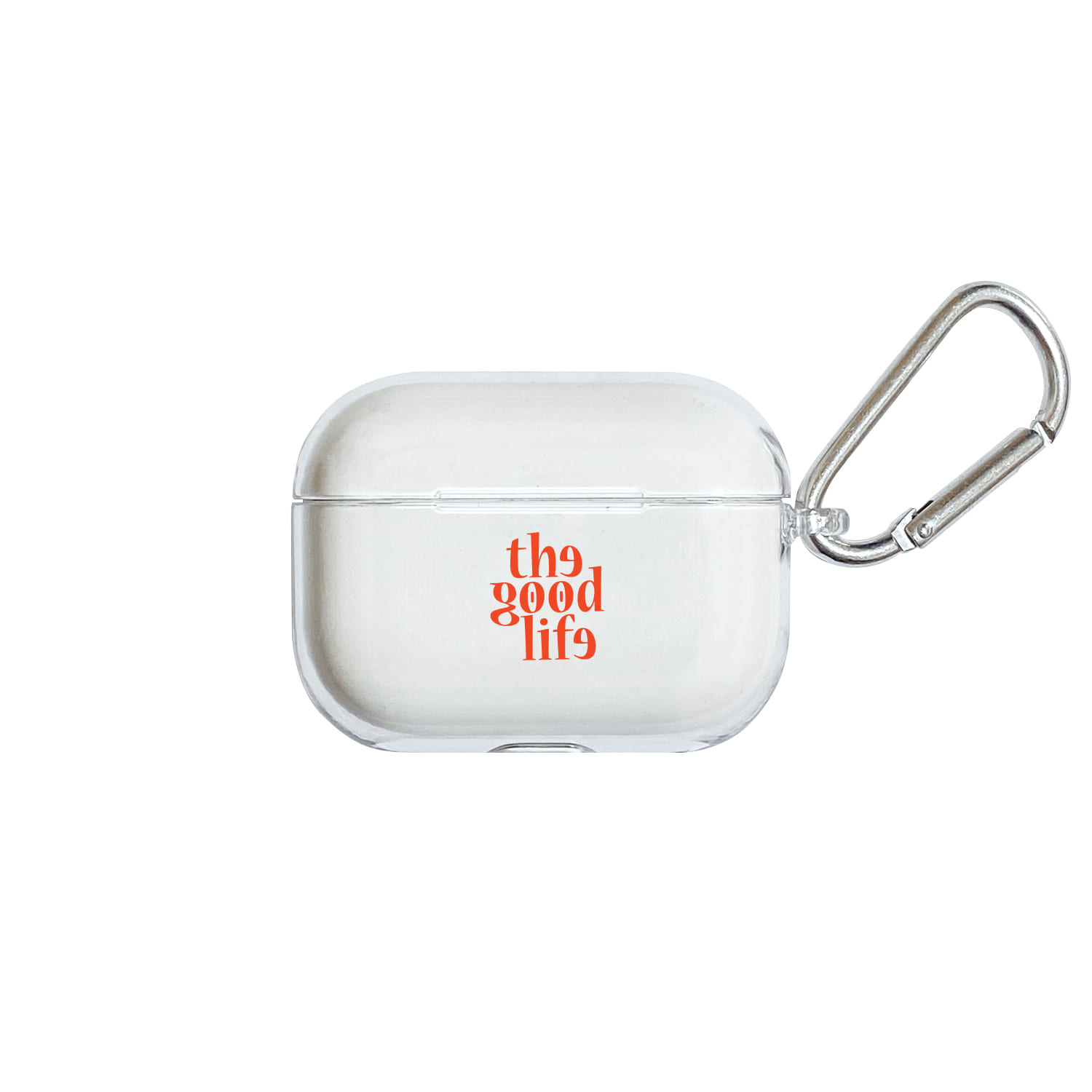 TGL Airpods Pro Hard Case (Clear)