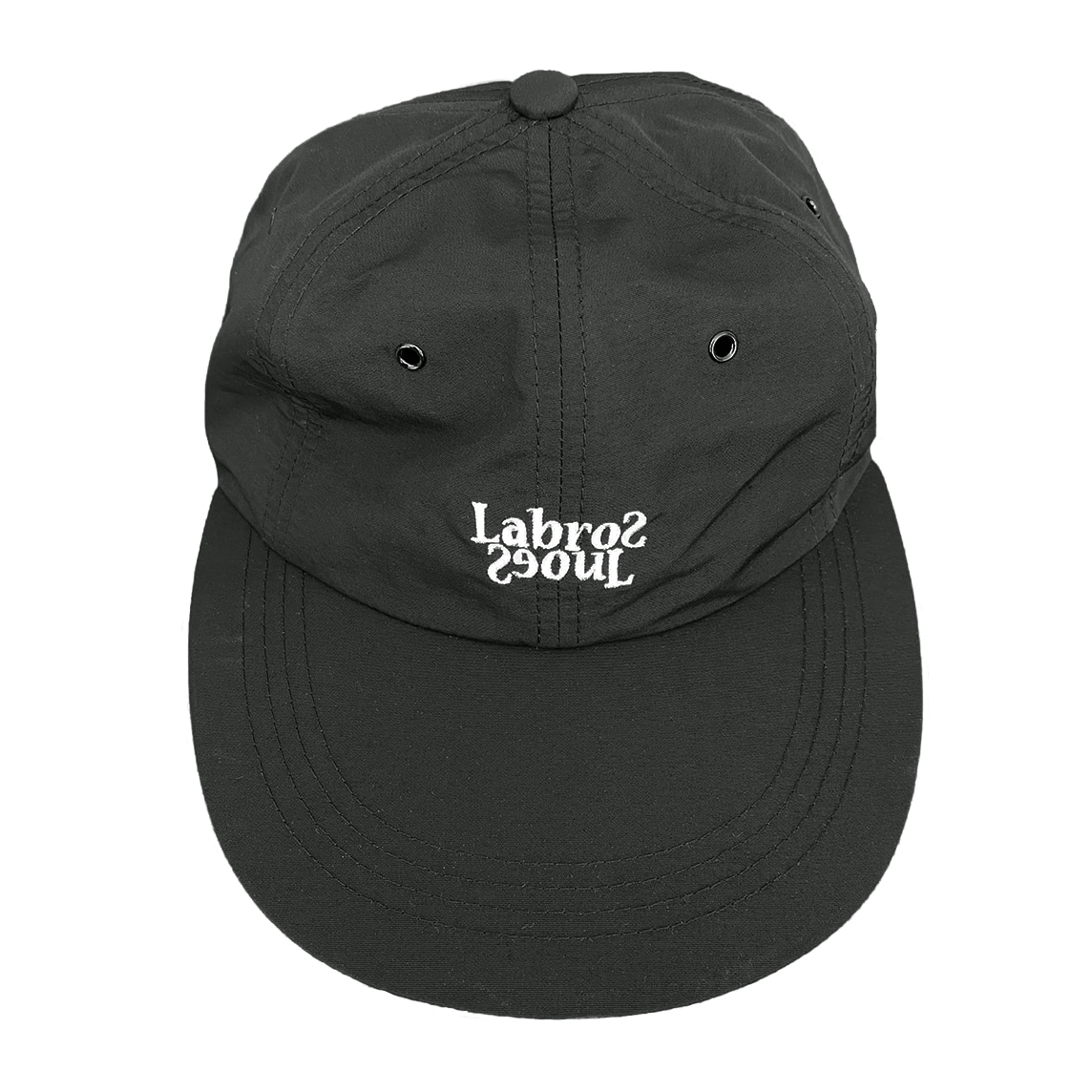 Bullet Hole 6panel Cap (Black)