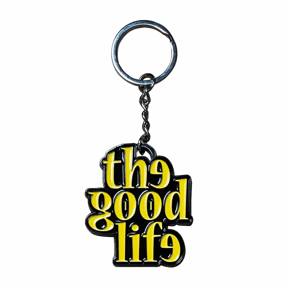 Heavy TGL Keychain (Black)