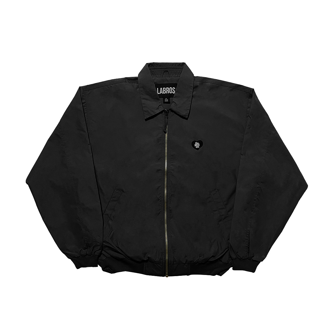 TGL Heart Jacket (Black)