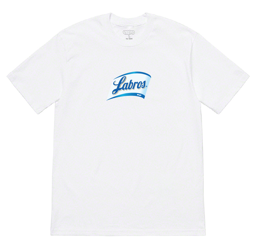 Spray Tee (White)