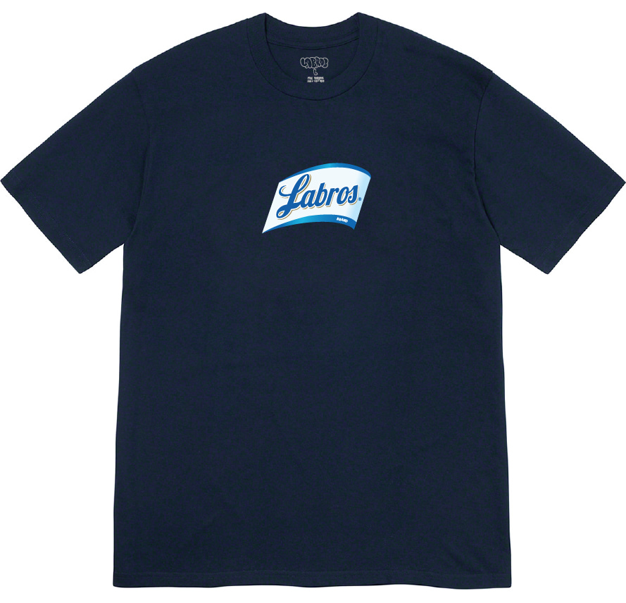 Spray Tee (Navy)