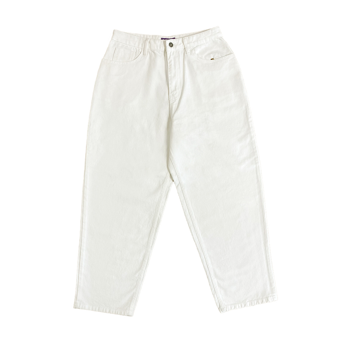 Smart Daisy Jeans (Off White)