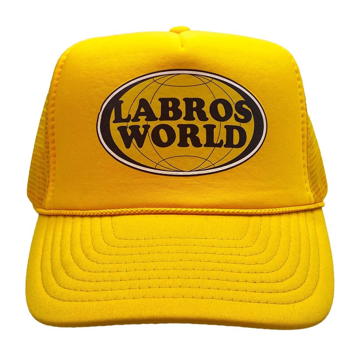 World Foam Trucker Hat
